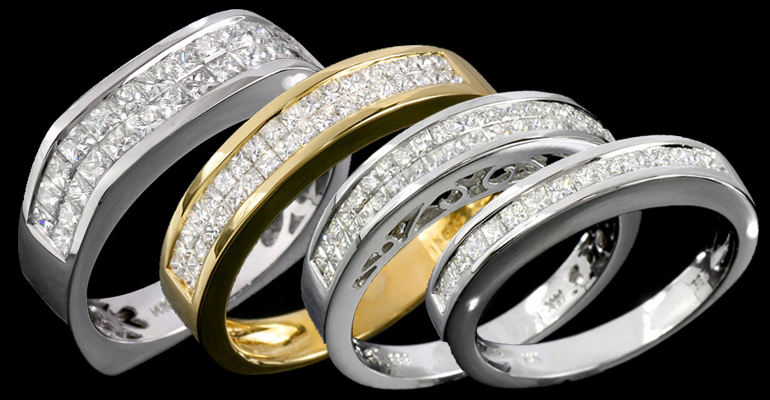 Diamond Bands and more...