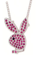 Playboy® Authentic Bunny Necklace CPBN1041