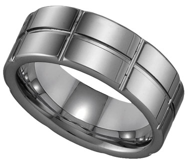 Tungsten Carbide Band GDTB-17829